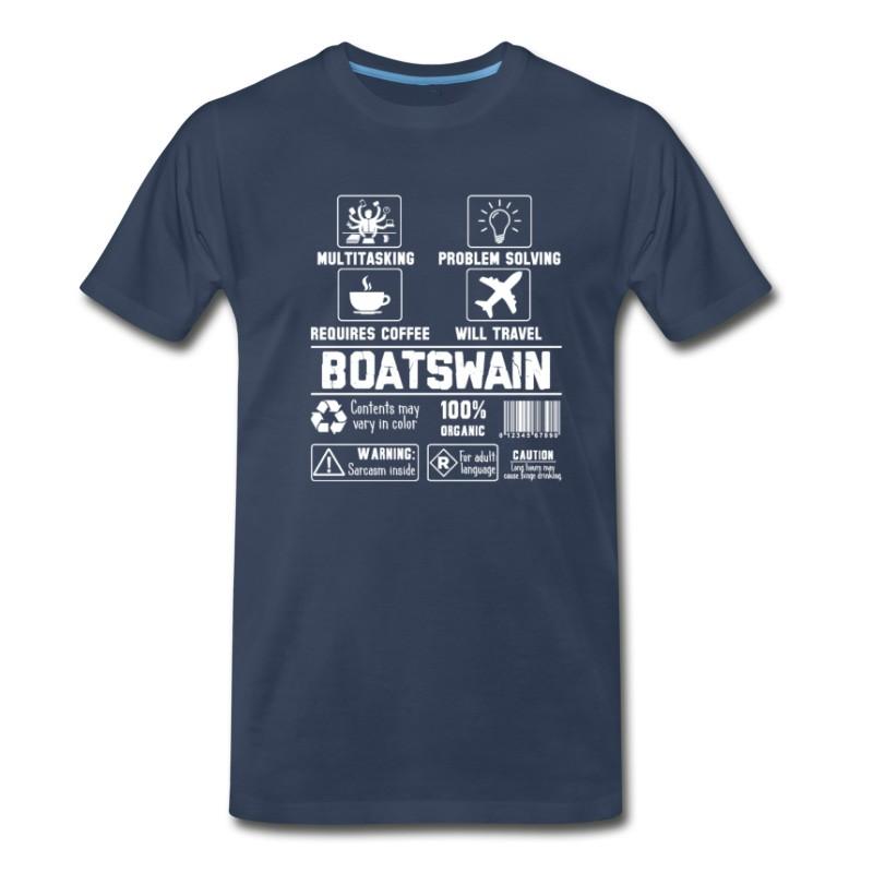 Men's Boatswain Job Shirt T-Shirt