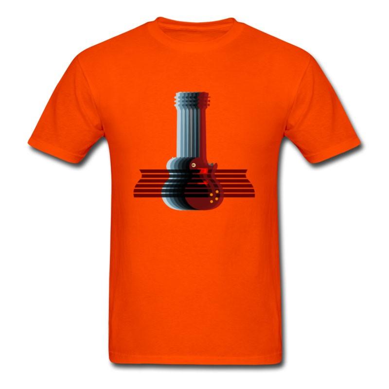 Men's Electric Guitar T-Shirt