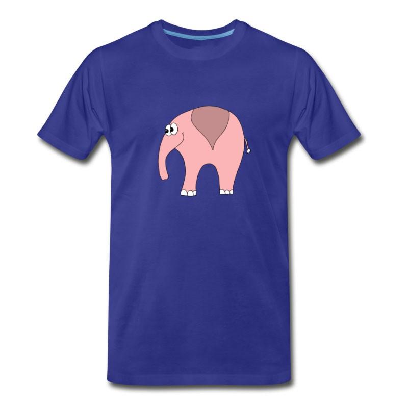 Men's Elephant T-Shirt