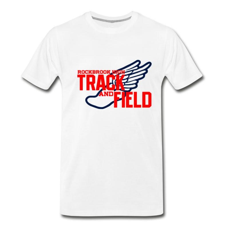 Men's Rockbrook High Track And Field T-Shirt