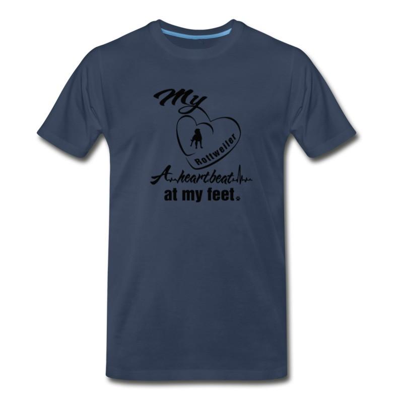 Men's Rottweiler T-Shirt