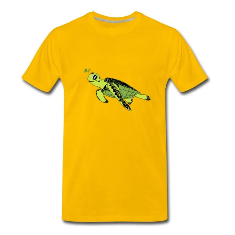 Men's Turtle T-Shirt